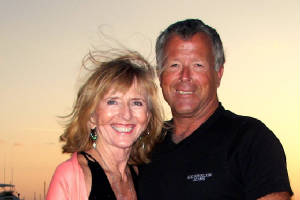 Owners, Suzanne and Richard, Beach Houses for Rent in Myrtle Beach, SC